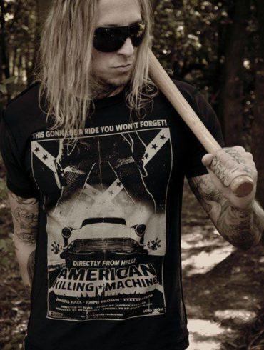 American Killing Machine | www.ultratrash.com