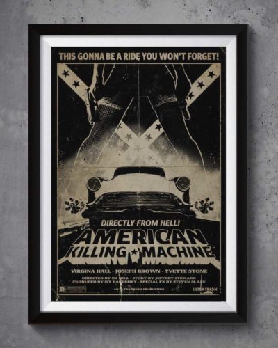 American Killing Machine | Poster