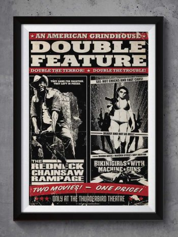 Double Feature | Poster