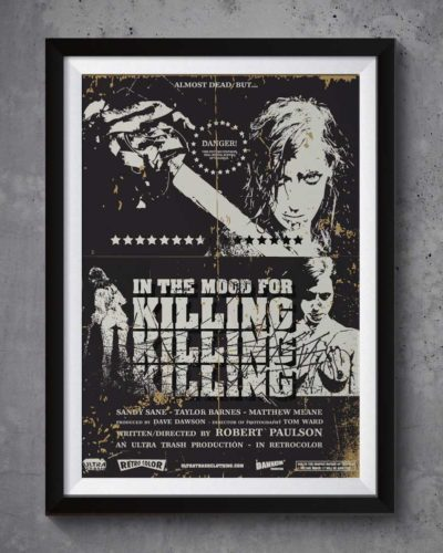 In the Mood for Killing | Poster