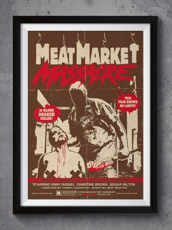 Meat Market Massacre   Poster