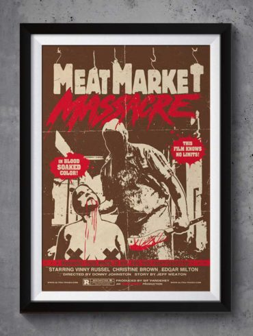 Meat Market Massacre | www.ultratrash.com