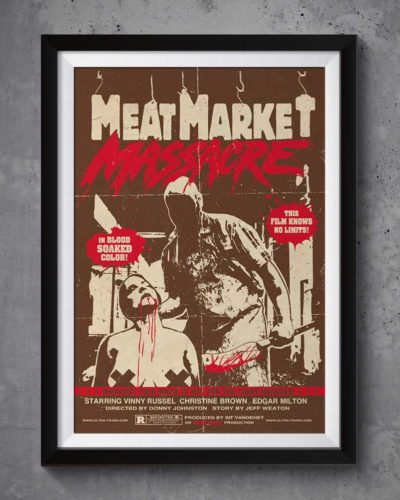 Meat Market Massacre | Poster