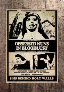 Obsessed Nuns in Bloodlust | www.ultratrash.com