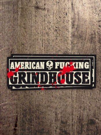 AFG Sticker