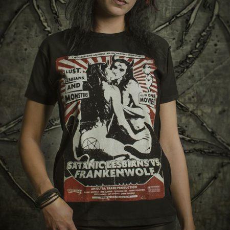Satanic Lesbians vs. Frankenwolf 2015  Women