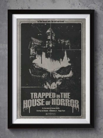 Trapped in the House of Horror | Poster