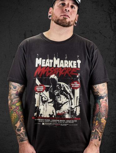 Meat Market Massacre - inside print by Ultra Trash | www.ultratrash.com