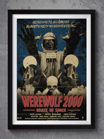 Werewolf 2000   Poster