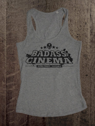 Badass Tank Top - Ultra Trash Basic | www.ultratrash.com