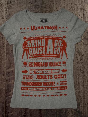 Grindhouse a Go Go - Girlie | www.ultratrash.com