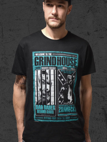 Welcome to the Grindhouse - Ultra Trash Basic