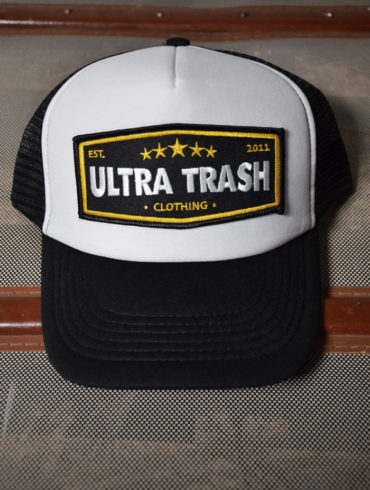 Five Stars Truckercap - Ultra Trash | www.ultratrash.com