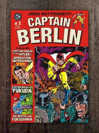 Captain Berlin # 1 Comic