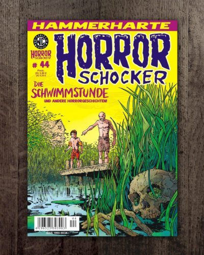 Horrorschoker 44 | www.ultratrash.com