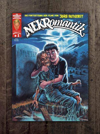 Nekromantik # 1 Comic