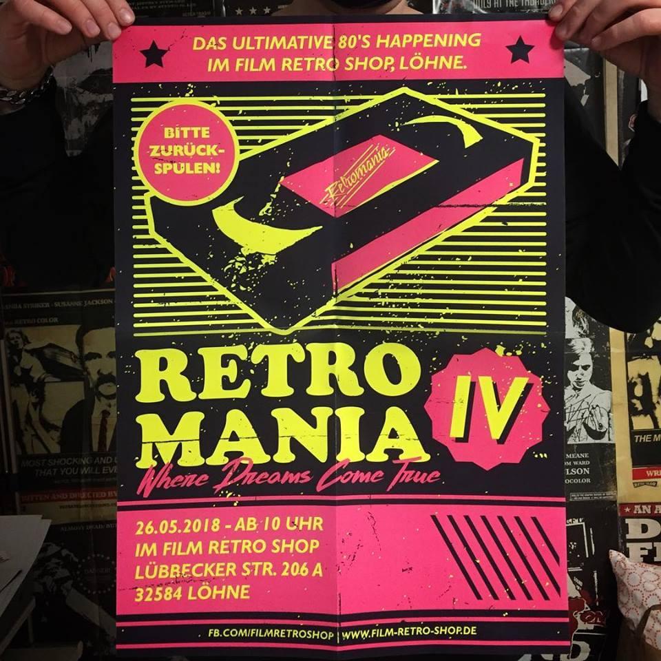Retromania Poster