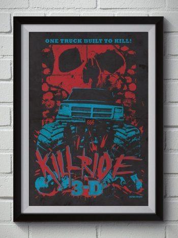 Kill Ride   Poster