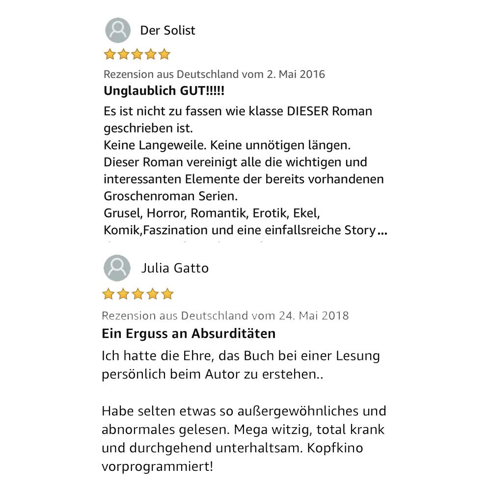 Nachtschauer – Die Furie mit dem Fötenmaul – Limited Collector's Box
