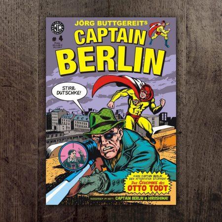 Captain Berlin #4