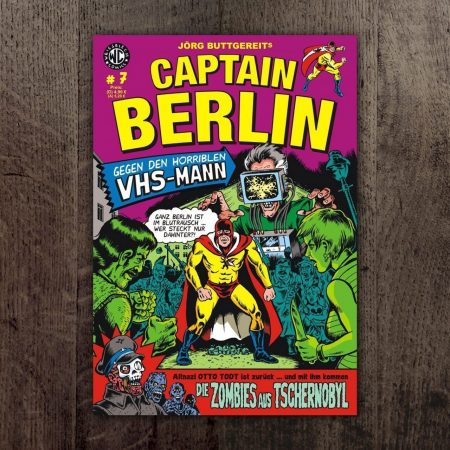 Captain Berlin #7
