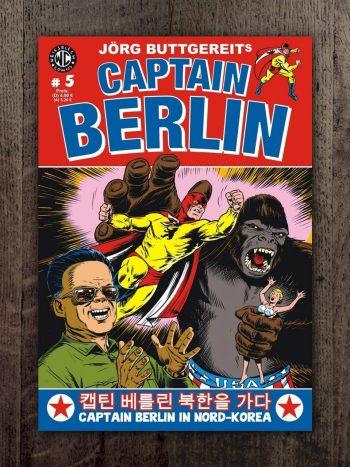Captain Berlin #5