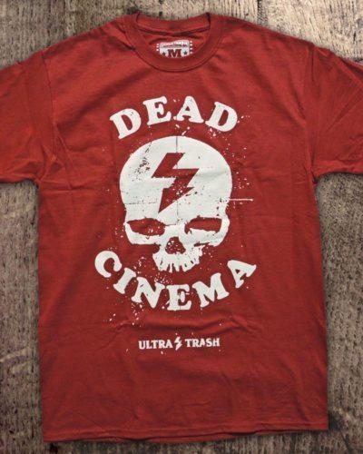 Dead Cinema T-Shirt Red