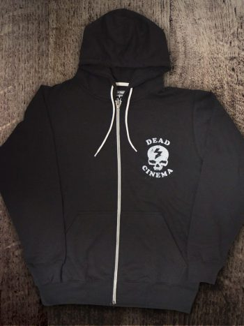 Dead Cinema Hooded Zipper