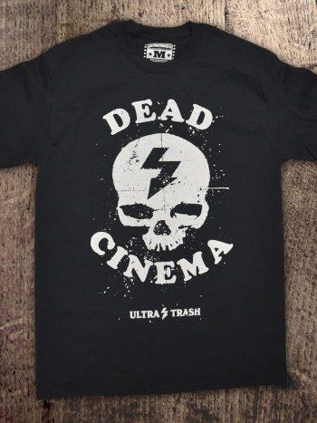 Dead Cinema T-Shirt Black