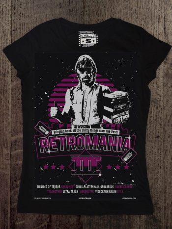 RETROMANIA 3 – Girlie Shirt