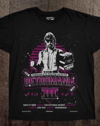 RETROMANIA 3 – T-Shirt