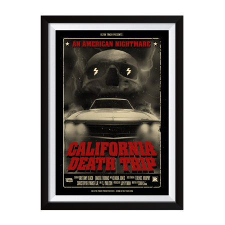 California Death Trip | Poster