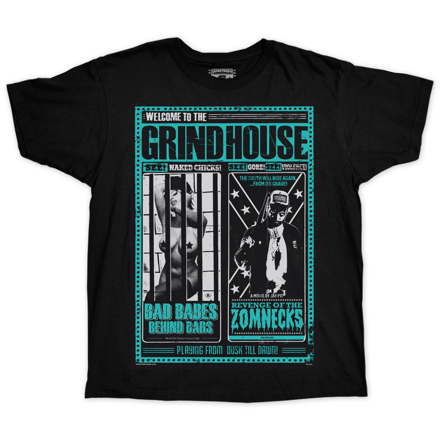 Welcome to the Grindhouse