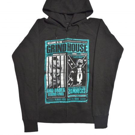 Double Feature Hooded Zipper