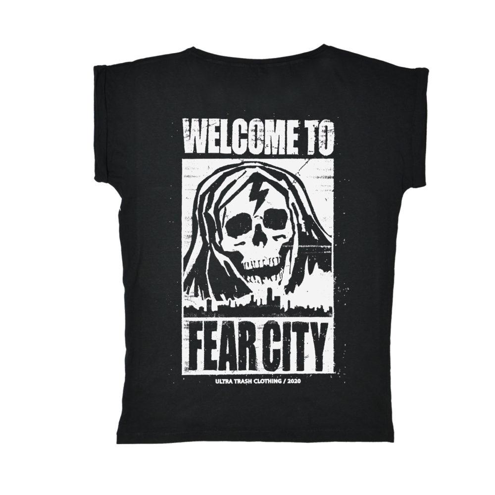 Fear City Ladies Tee