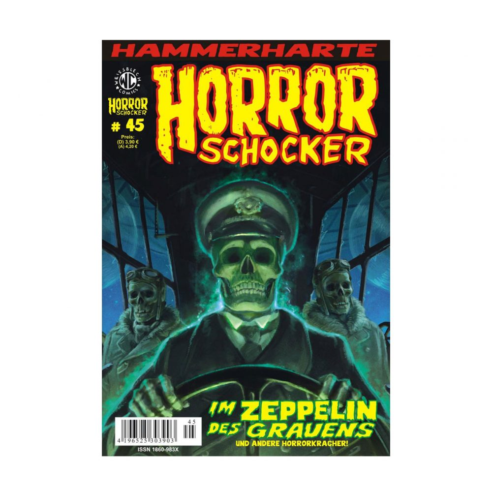 Horrorschocker #45