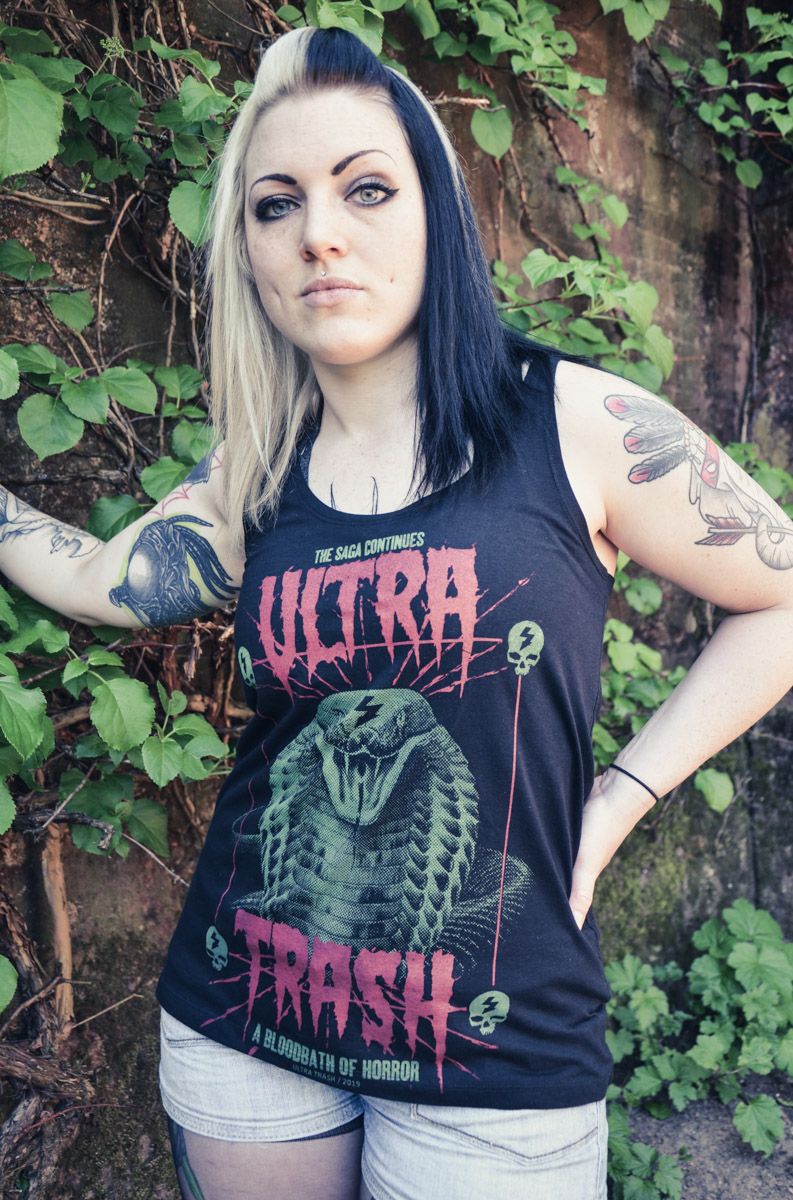 ultra-trash-killer-cobra-tank-top