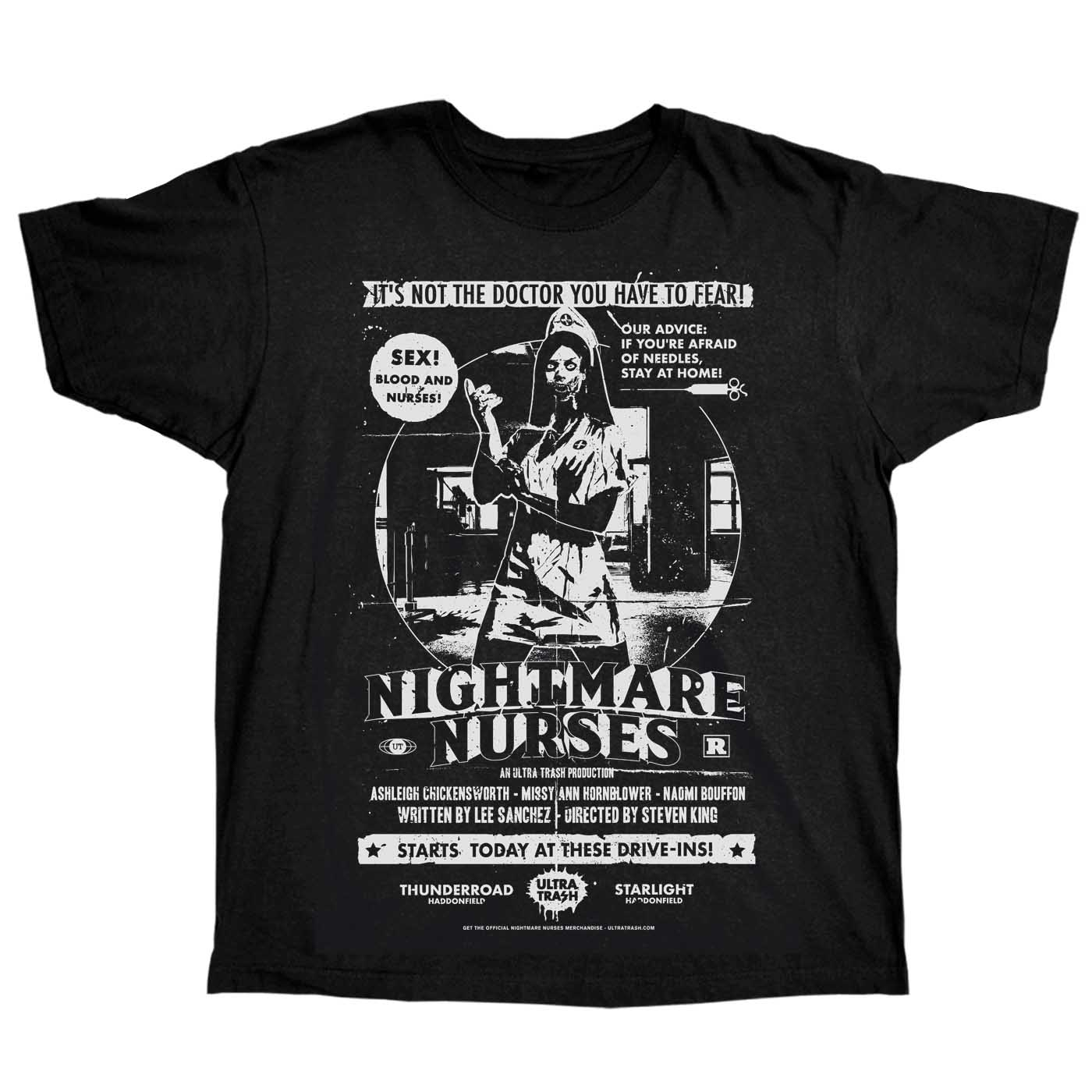 Nightmare Nurses T-Shirt