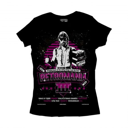 RETROMANIA 3 – Girlie Shirt