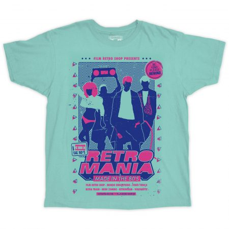 Retromania – Made in the 80's