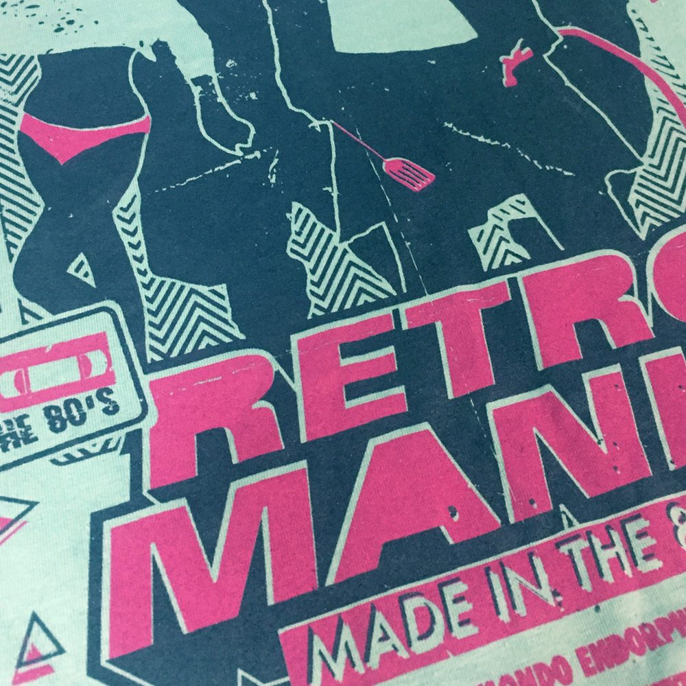 RETROMANIA – Made in the 80s