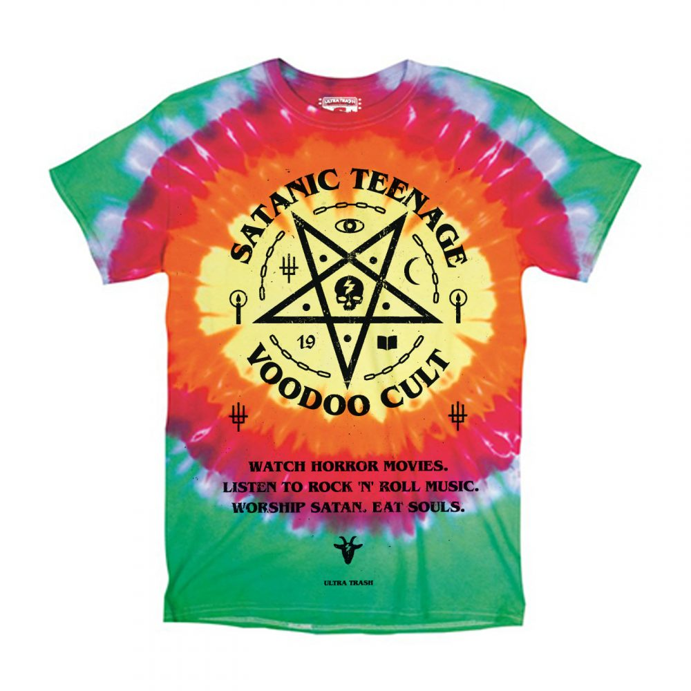 Satanic Teenage Voodoo Cult – Batik