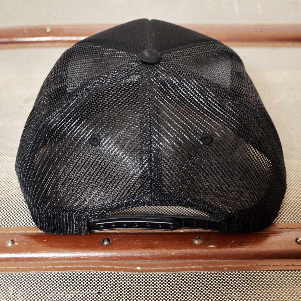 ultra-trash-skull-and-stripes-trucker-snapback-cap-back