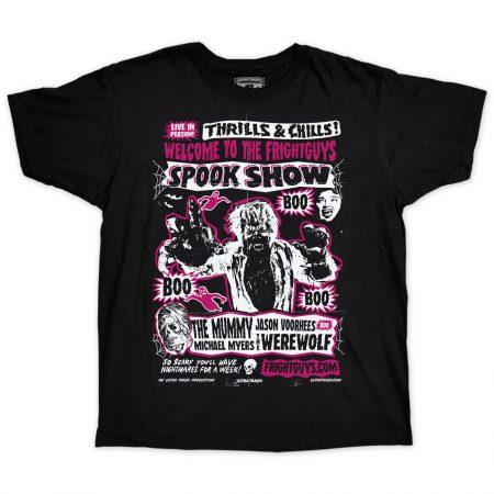 Spookshow T-Shirt + Poster