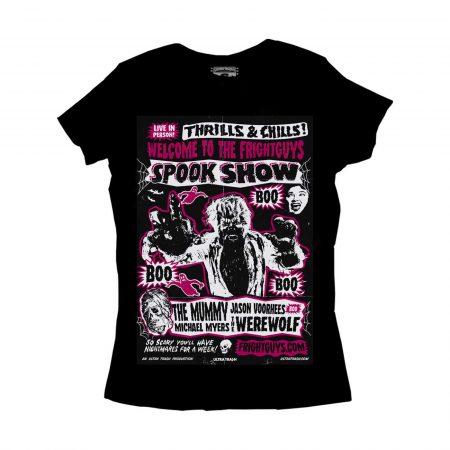 Spookshow Girlie + Poster