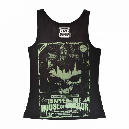 Trapped in the house of horror Tank Top