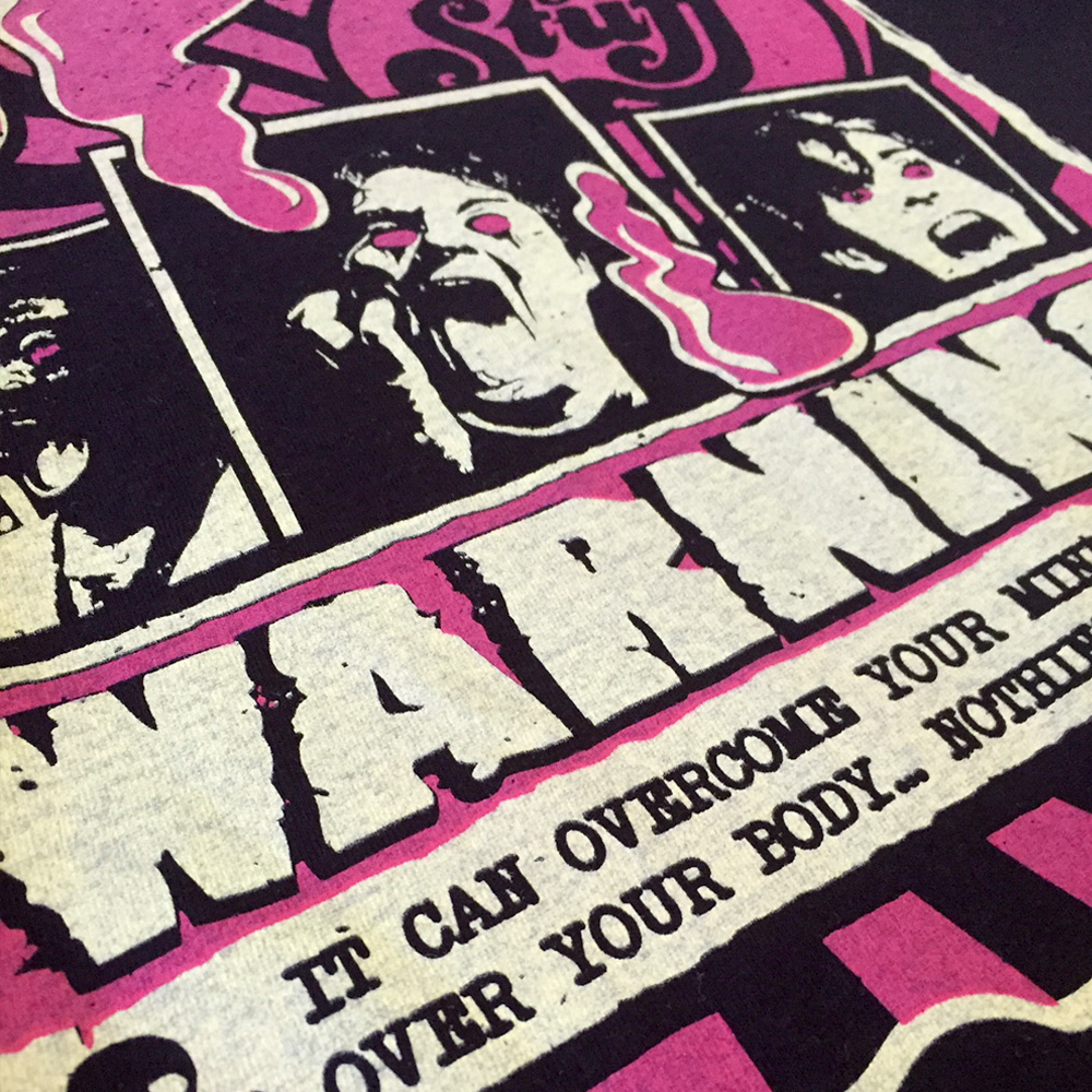 Warning: The Stuff