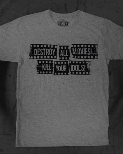 Destroy all movies T-Shirt
