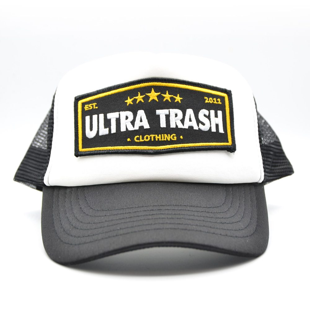 ultratrash-5-stars-trucker-cap