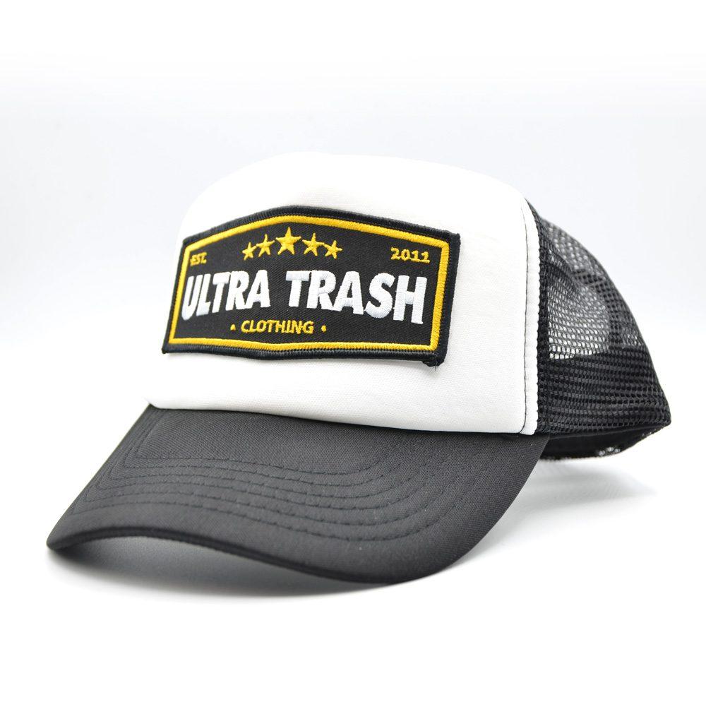 ultratrash-5-stars-trucker-cap-2